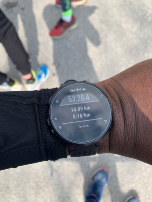 10 km done
