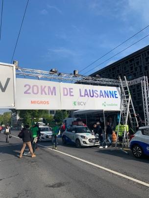 20 km de Lausanne